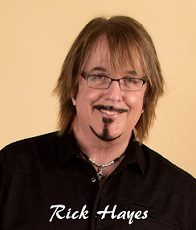 Psychic Medium Rick Hayes