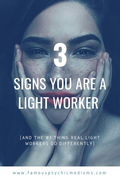 am i a light worker