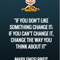 how to change your thinking