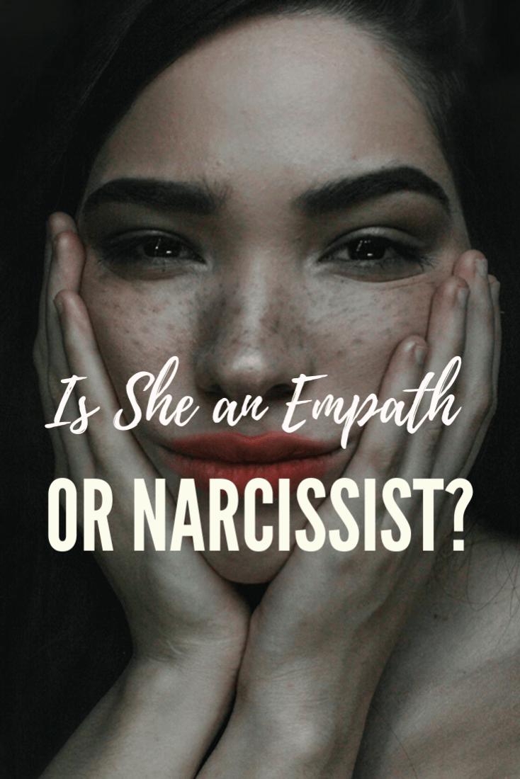empath or narcissist