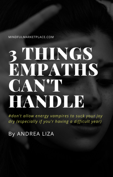 things that hurt an empat